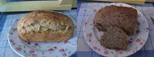 Mon Fournil, pai provençal, pain aux graines de tournesol, préparation pour pain, pain maison, machine à pain,